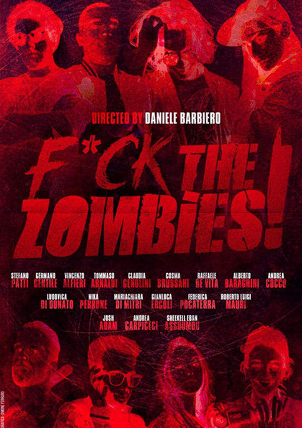 Fuck The Zombie - Vincenzo Alfieri