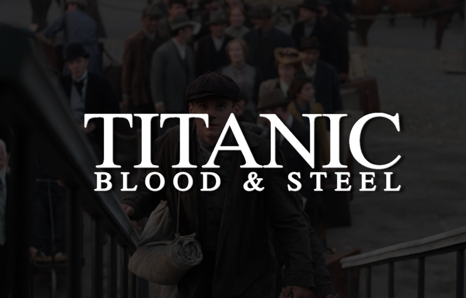 Titanic: blood e steel - Vincenzo Alfieri